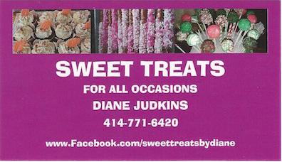 Sweet Treats by Diane Facebook Page